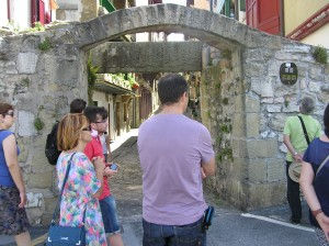 Tourism around Hondarribia with our english bilingual guide. Near San Sebastian, Basque Country
